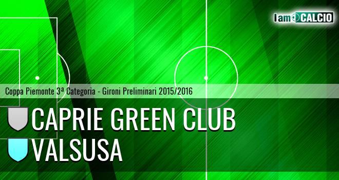 Caprie Green Club - Valsusa