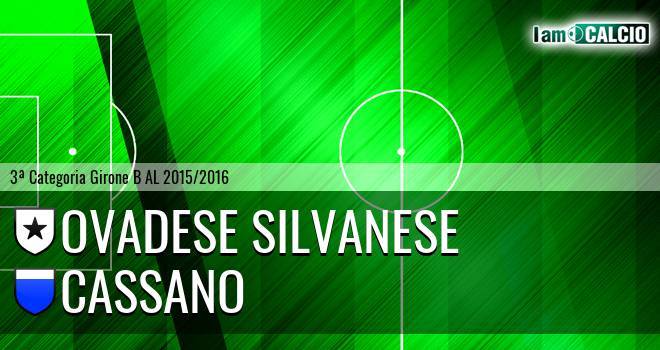Ovadese Silvanese - Cassano