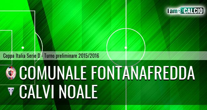 Comunale Fontanafredda - Calvi Noale