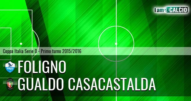 Foligno - Gualdo Casacastalda