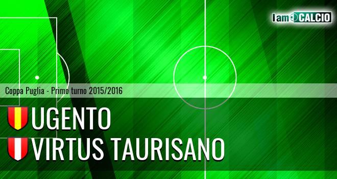 Ugento - Virtus Taurisano