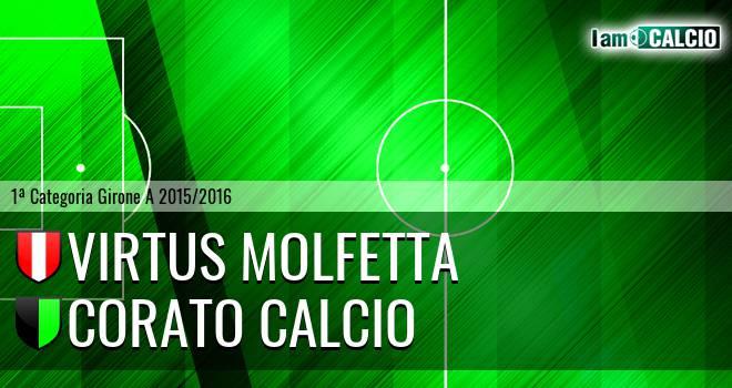 Virtus Molfetta - Corato Calcio