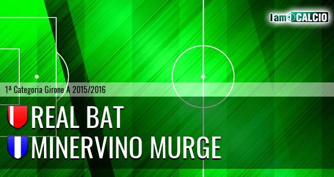 Real Bat - Minervino Murge