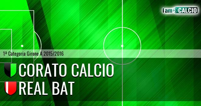 Corato Calcio - Real Bat