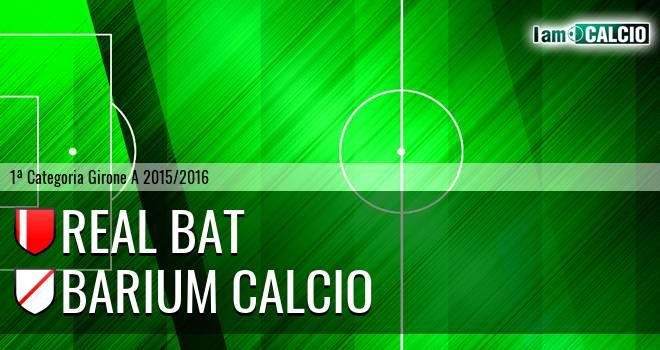 Real Bat - Barium Calcio