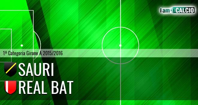 Sauri - Real Bat