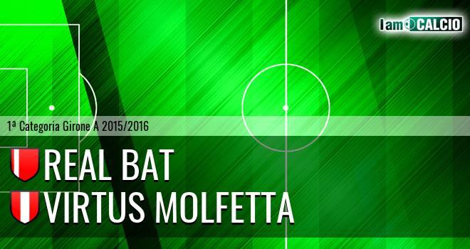 Real Bat - Virtus Molfetta