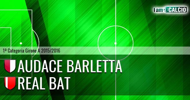 Audace Barletta - Real Bat