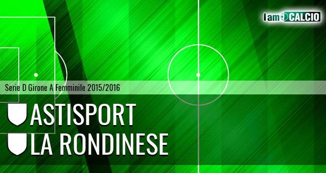 AstiSport - La Rondinese