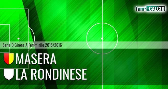 Masera - La Rondinese