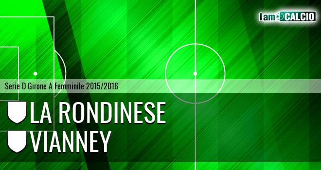 La Rondinese - Vianney