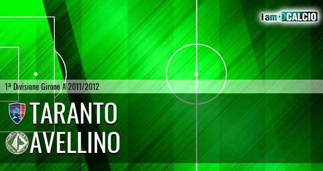 Taranto - Avellino
