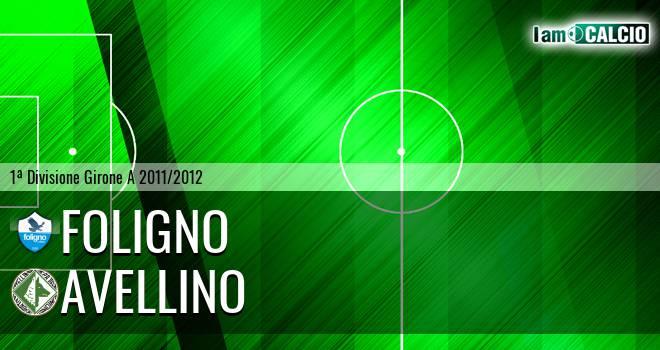 Foligno - Avellino