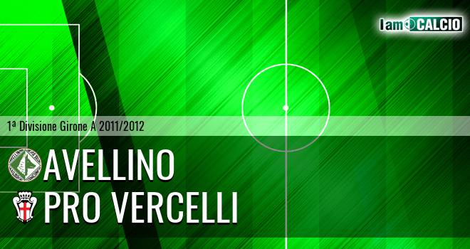 Avellino - Pro Vercelli