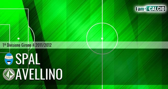 Spal - Avellino