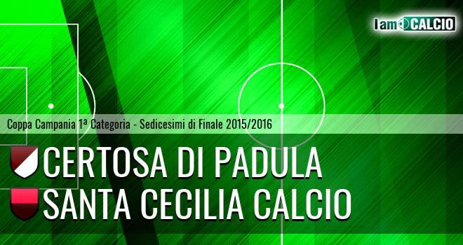 Turris Certosa - Santa Cecilia Calcio