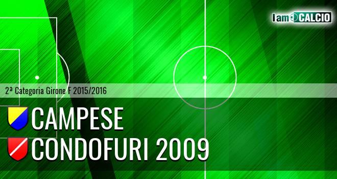 Campese - Condofuri 2009