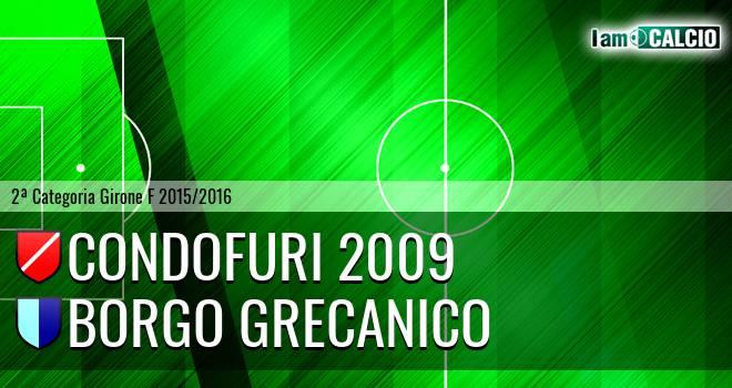 Condofuri 2009 - Borgo Grecanico