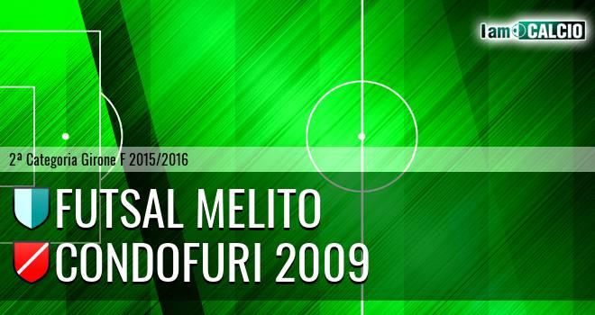 Melitese - Condofuri 2009