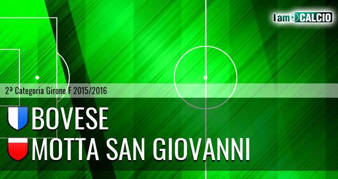 Bovese - Motta San Giovanni