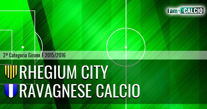 Rhegium City - Ludos Ravagnese