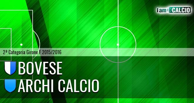 Bovese - Archi Calcio
