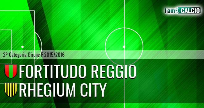 Fortitudo Reggio - Rhegium City