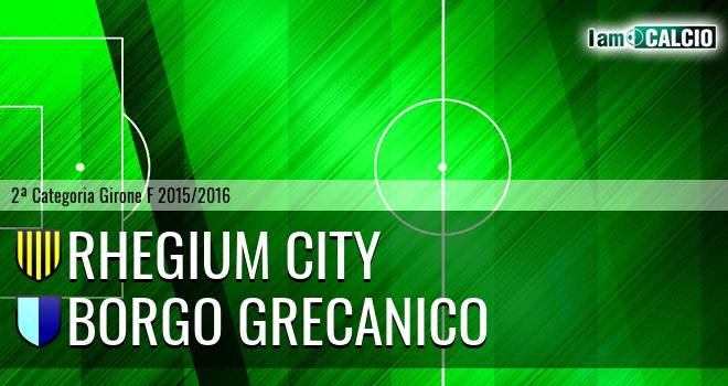 Rhegium City - Borgo Grecanico