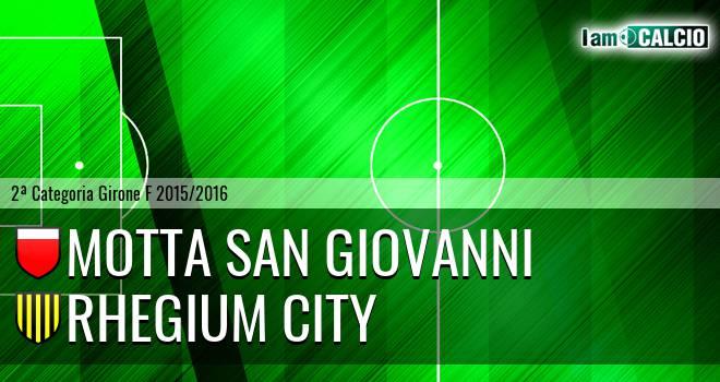 Motta San Giovanni - Rhegium City