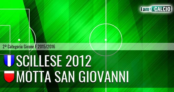 Scillese 2012 - Motta San Giovanni