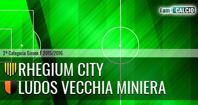Rhegium City - Ludos Vecchia Miniera