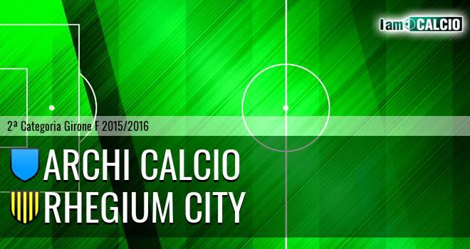 Archi Calcio - Rhegium City