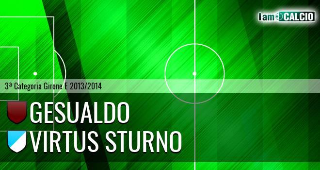 Gesualdo - Virtus Sturno