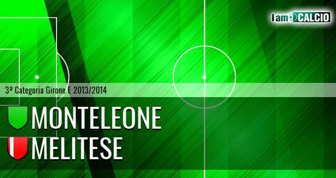 Monteleone - Melitese