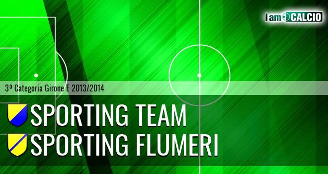 Sporting Team - Sporting Flumeri