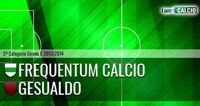 Frequentum Calcio - Gesualdo