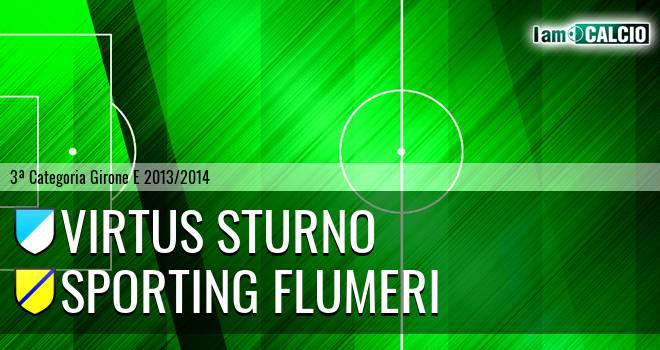 Virtus Sturno - Sporting Flumeri