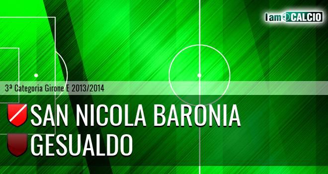 San Nicola Baronia - Gesualdo
