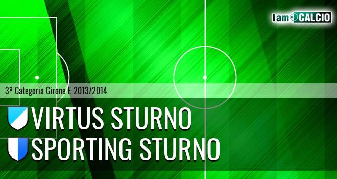 Virtus Sturno - Sporting Sturno