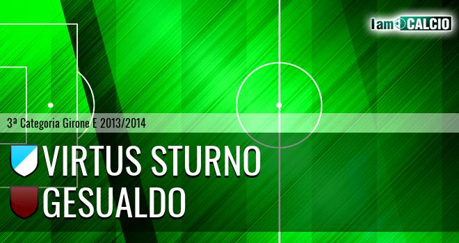 Virtus Sturno - Gesualdo