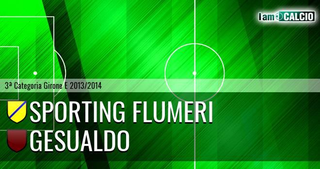 Sporting Flumeri - Gesualdo
