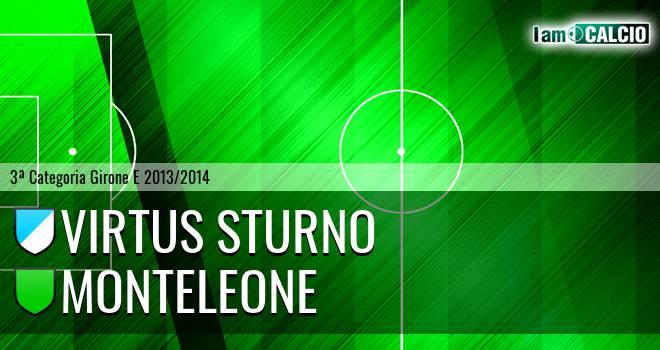 Virtus Sturno - Monteleone