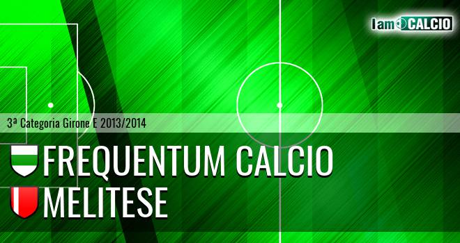 Frequentum Calcio - Melitese