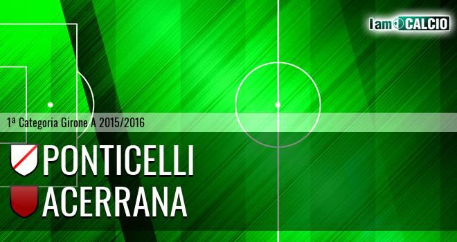 Ponticelli - Acerrana