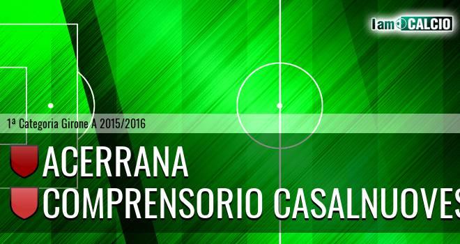 Acerrana - FC Casavatore