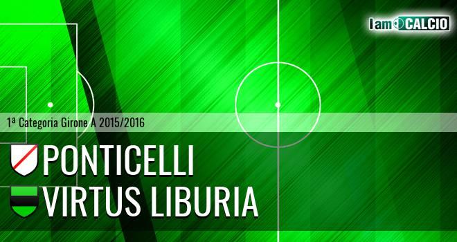 Ponticelli - Virtus Liburia