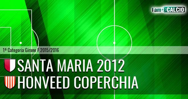 Santa Maria 2012 - Honveed Coperchia