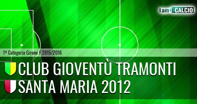 Club Gioventù Tramonti - Santa Maria 2012