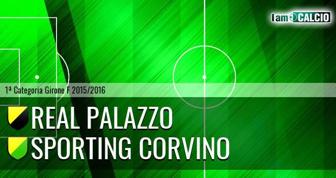 Real Palazzo - Sporting Corvino