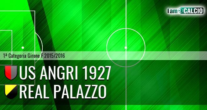 Us Angri 1927 - Real Palazzo